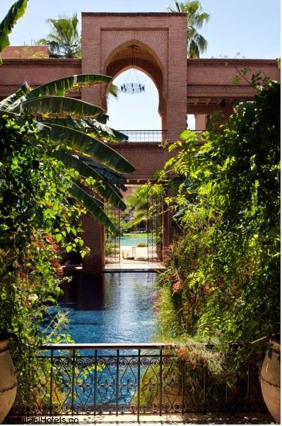 Annakhil Morocco  city photos gallery : ... Suites & Pavillons Annakhil, Marrakech, Morocco @ Beautiful Hotels