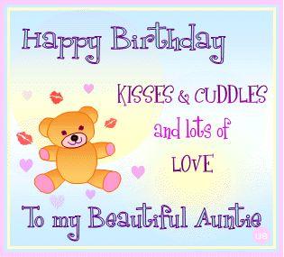 Birthday card aunt aunt birthday cards happy birthday birthday