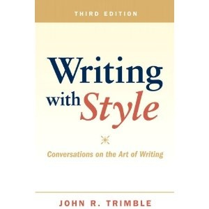 writing with style trimble