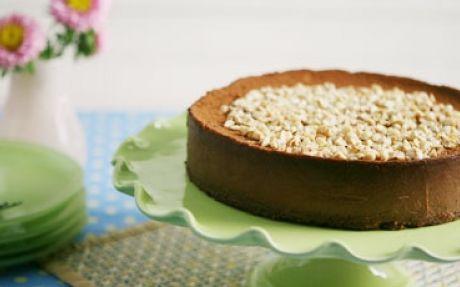 Chocolate Hazelnut Cheesecake | Baking list | Pinterest