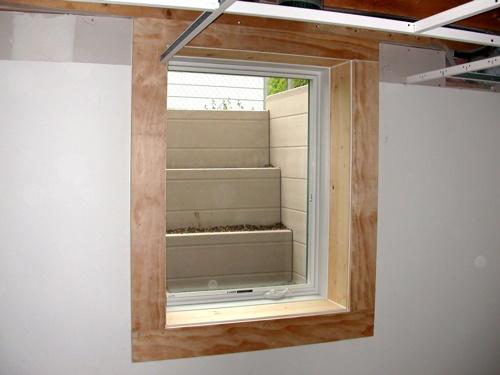 egress windows for basement man caves pinterest