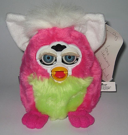 Candy furby baby series 6 unproduced | furby | Pinterest