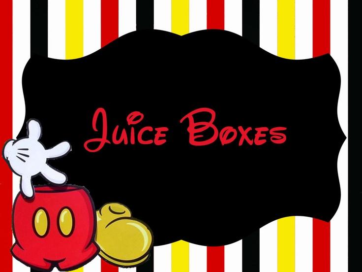 Mickey Mouse Birthday Invitation with nice invitations example