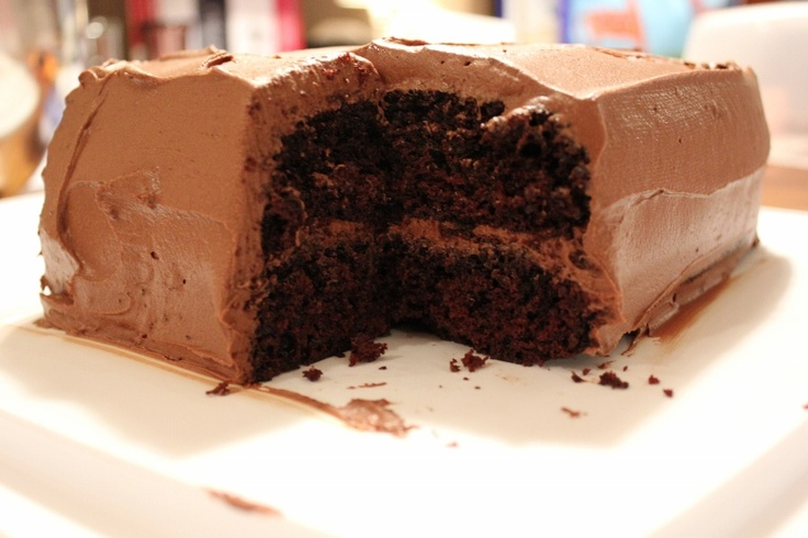 Gaga's Chocolate Mayonnaise Cake | Recipes to Try | Pinterest