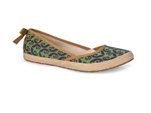 ugg australia s indah marrakech slip on shoes