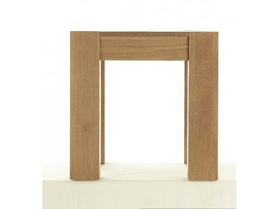 Image Result For Chunky Oak Lamp Table