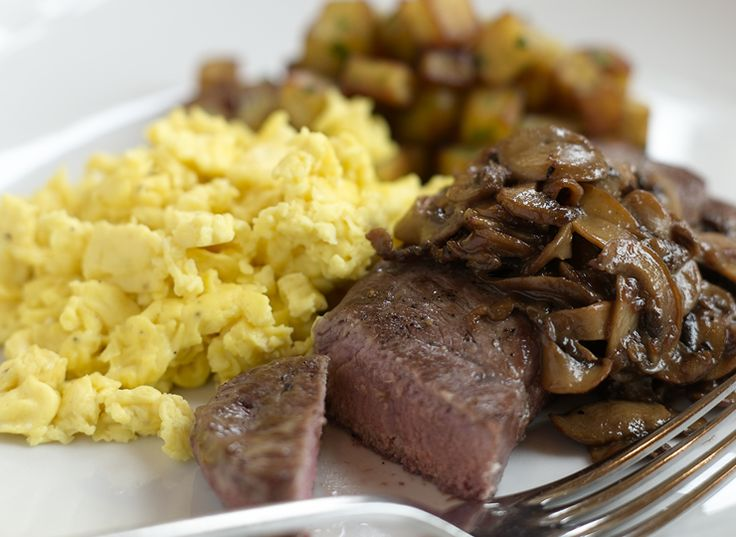 and eggs recipe yummly steak and eggs flickr photo sharing blueberry ...