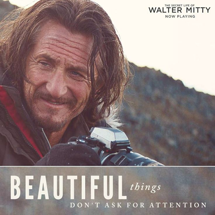 Quote Secret Life of Walter Mitty
