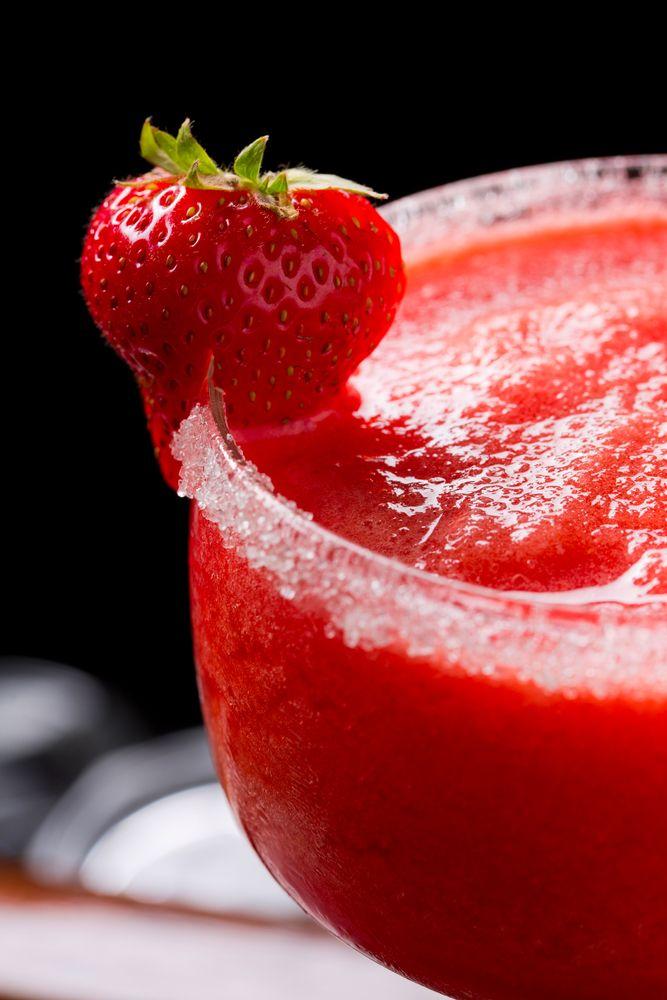 strawberry margarita recipes