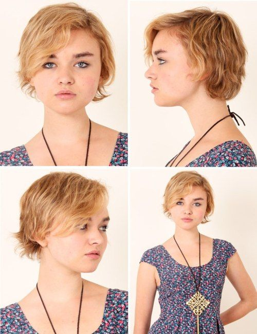 Wavy Short Hairstyles 2013 Short Hairstyles 2016 - 2017 Most ...