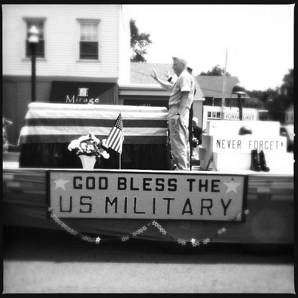 photo by samlaurenphoto: Salute #4thofjuly #parade #instahub #instagood #ig