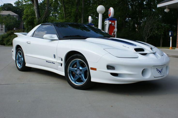 Pontiac th anniversary trans am cars bop gm