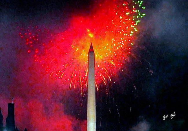 4th of july in dc on tv