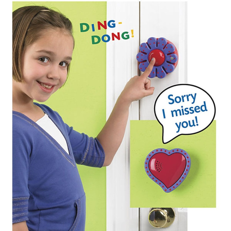 Doorbell Answering Machine Ainsley Christmas Pinterest