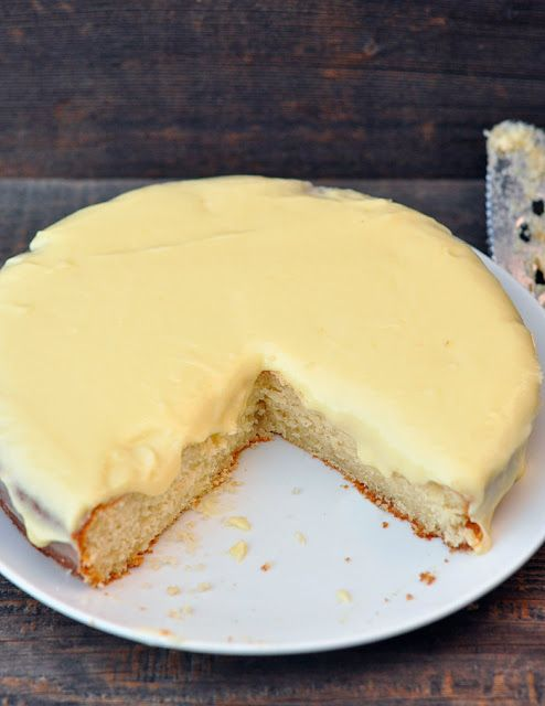 ... , Make This Now: Lemon and Almond Streamliner Cake from Vintage Cakes