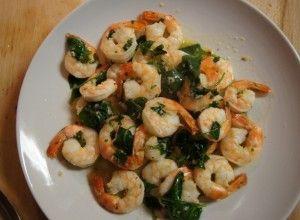 Skillet-Roasted Shrimp Recipe — Dishmaps