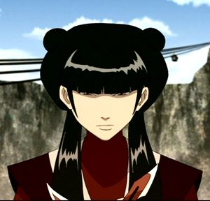Mai from Avatar: The Last Airbender