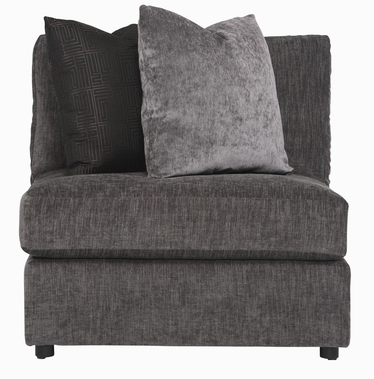 Interiors Carlton Armless Chair By Bernhardt Baer 39 S Furniture Sectional Modular Piece