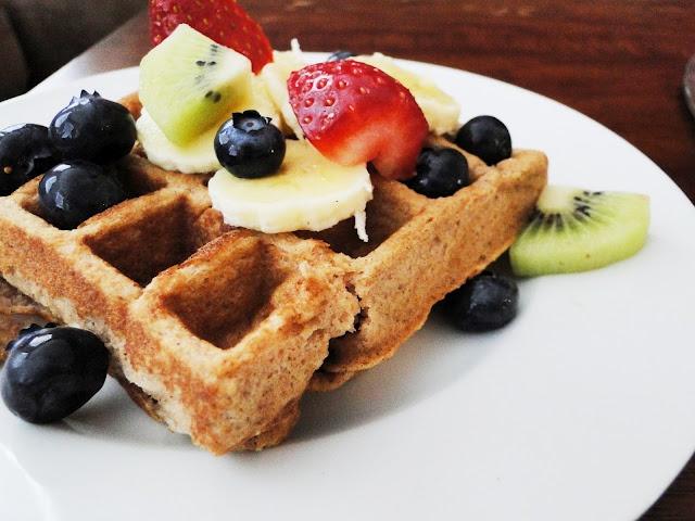Almond flour waffles | Food | Pinterest