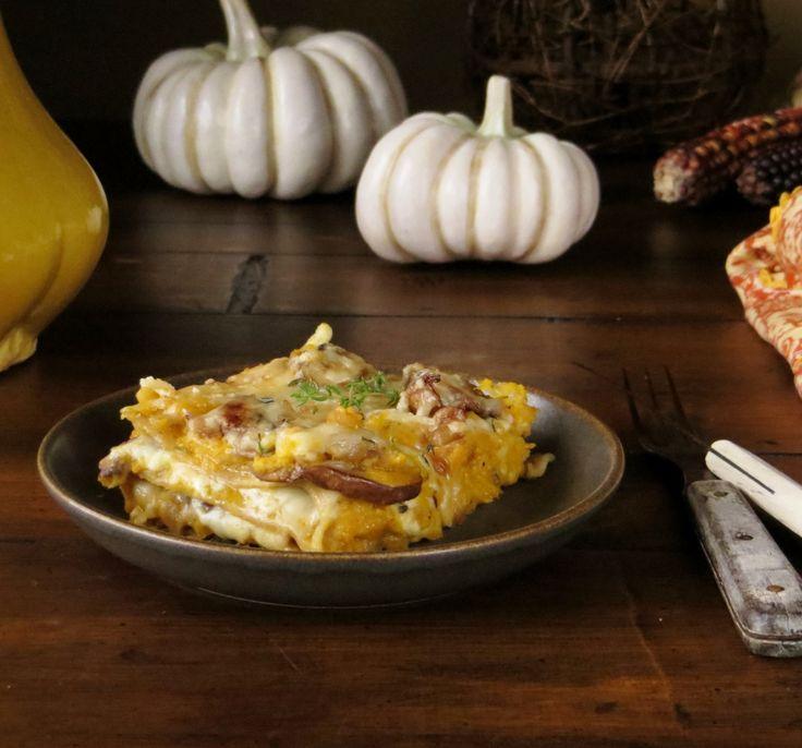 Pumpkin Lasagna | Recipes | Pinterest