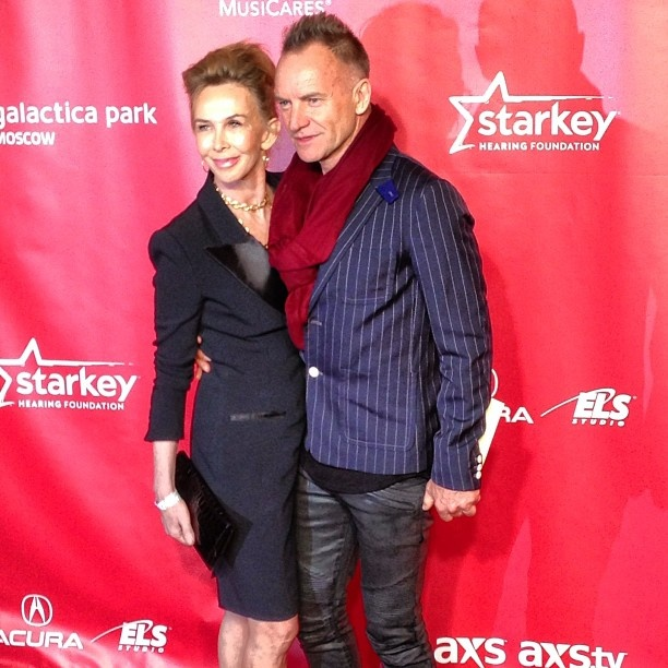 Sting #MusiCares Person Of The Year - @thegrammys- #webstagram