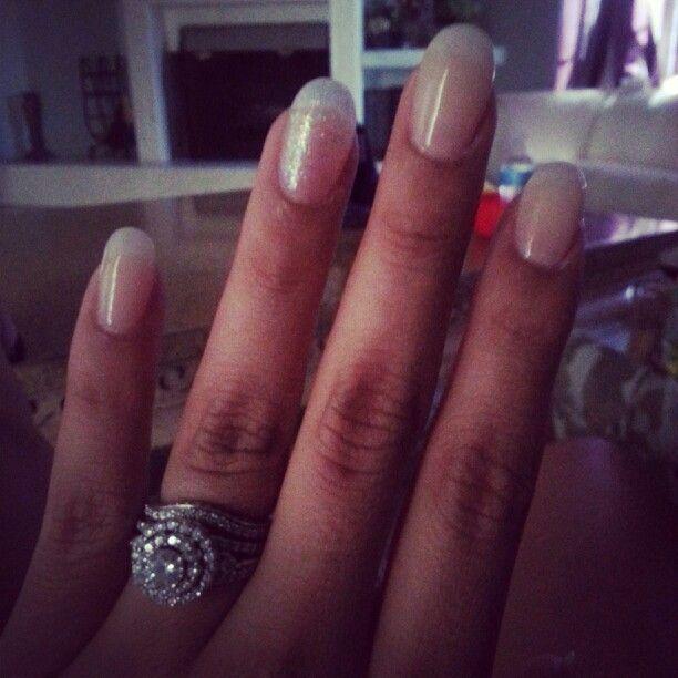 natural looking acrylic nails nail art pinterest