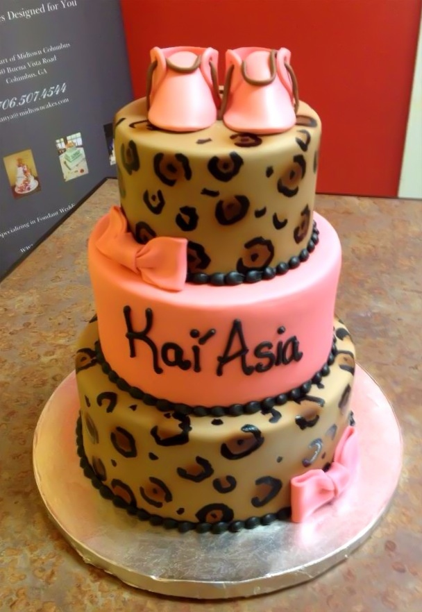 ... Baby Shower Cake by Tanya Williams at Midtown Cakes in Columbus, Ga