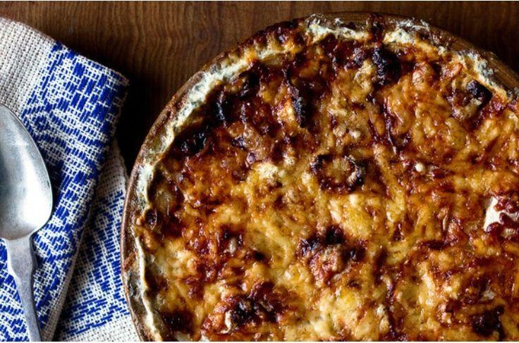 Turnip Gratin | food - autumn | Pinterest