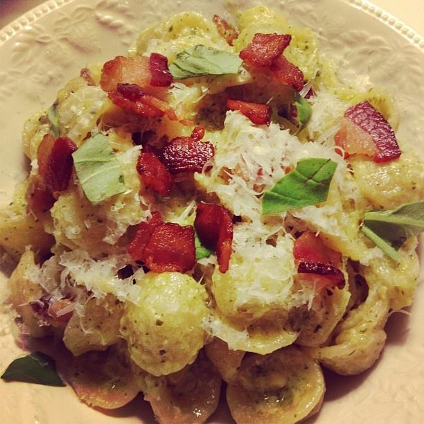 Popcorn With Pecorino Romano And Bacon Recipes — Dishmaps