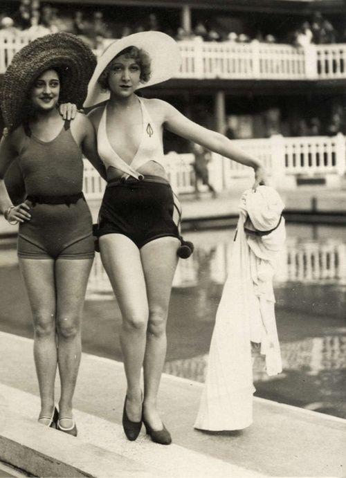 1930s bathing beauties 1930s pinterest
