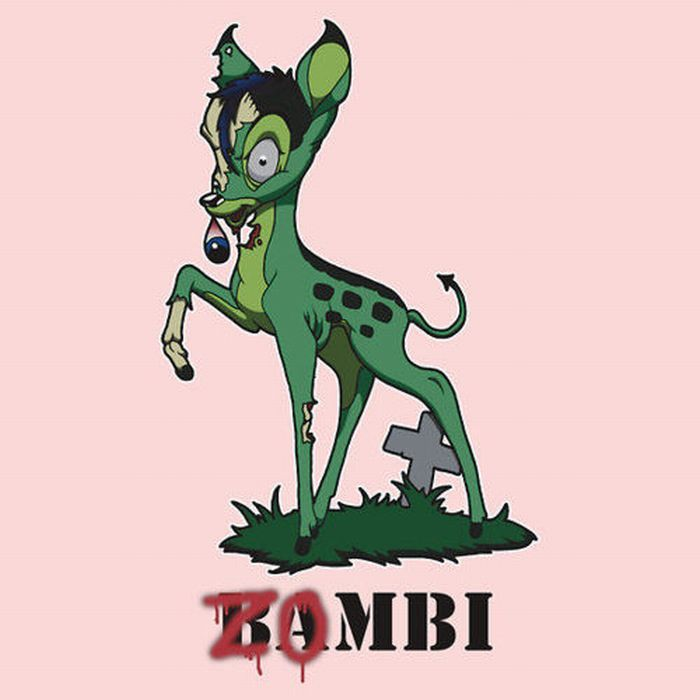 Undead Bambi