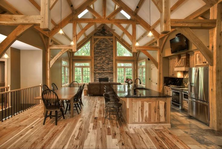 Typically Homeowners Choose A Variety Of Wood Hues And Finishes For