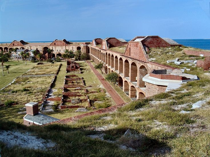 The Rebel Of National Parks Dry Tortugas National Park