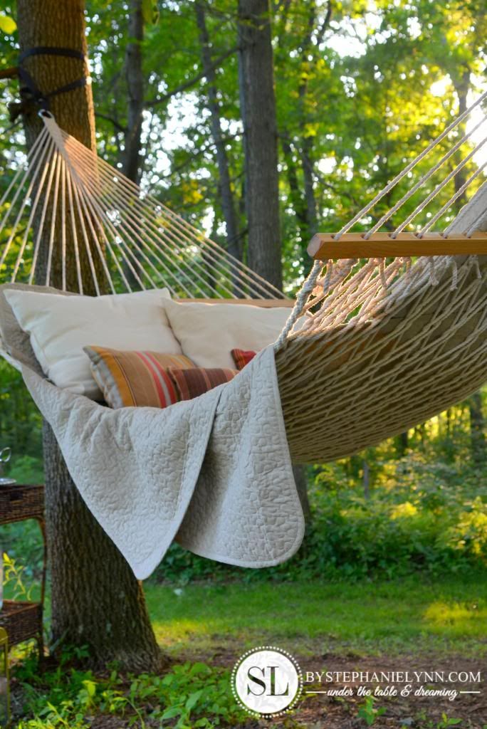 Huge Backyard Hammock : Backyard Hammock