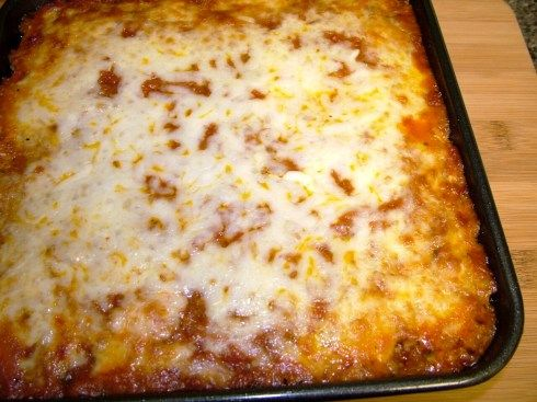 Eggplant Lasagna. Cannot wait to try this -- adding turkey sausage ...