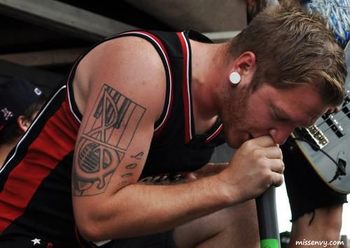 Dave Stephens of We Came As Romans | We Came As Romans ...