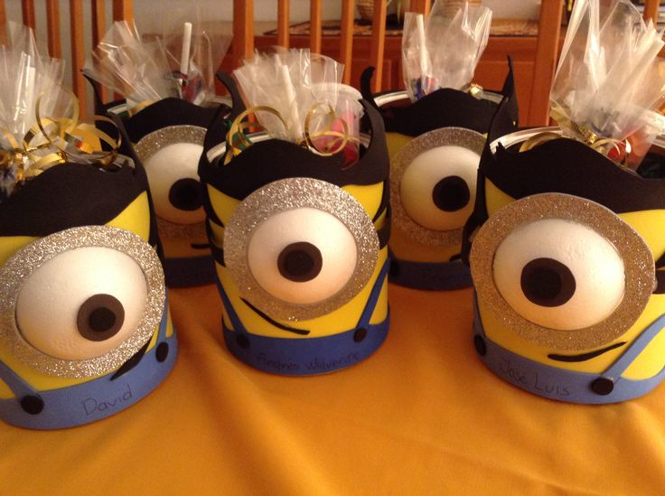 Decoracion Minions Para Fiestas Infantiles ~ Minions Wolverine  Ideas para fiestas infantiles  Pinterest