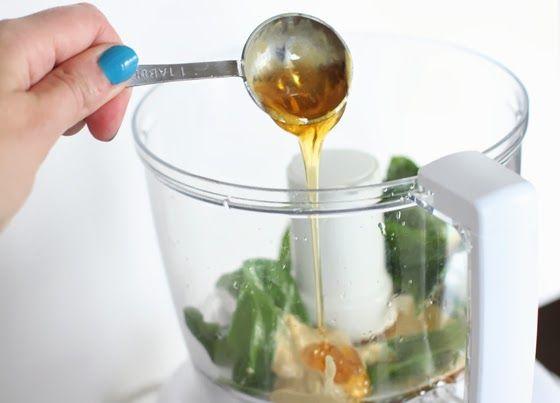 Basil Salad Dressing | Food & Drink | Pinterest