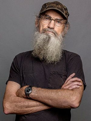 Silas Robertson Duck Dynasty