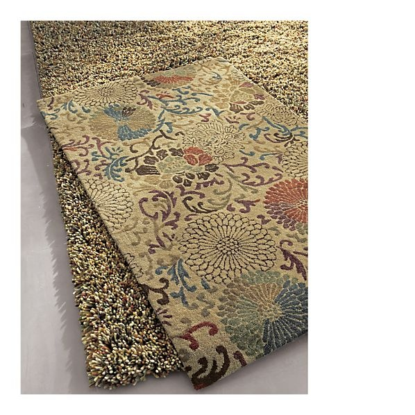 Cyrille Rug Crate Barrel Decorate Pinterest