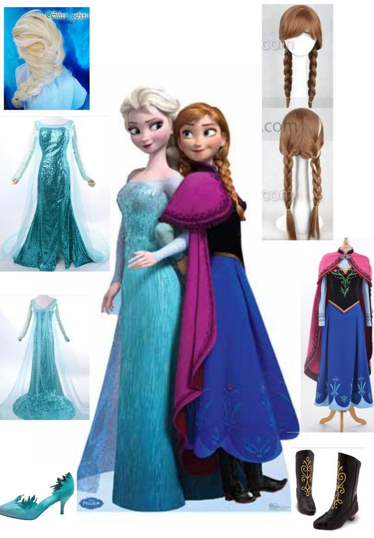 Elsa & Anna (Frozen)