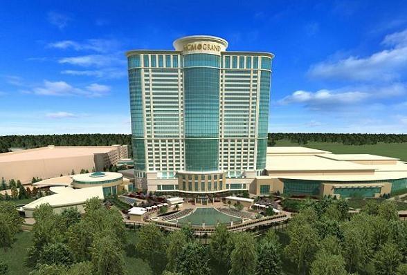 Mgm grand foxwoods casino ct