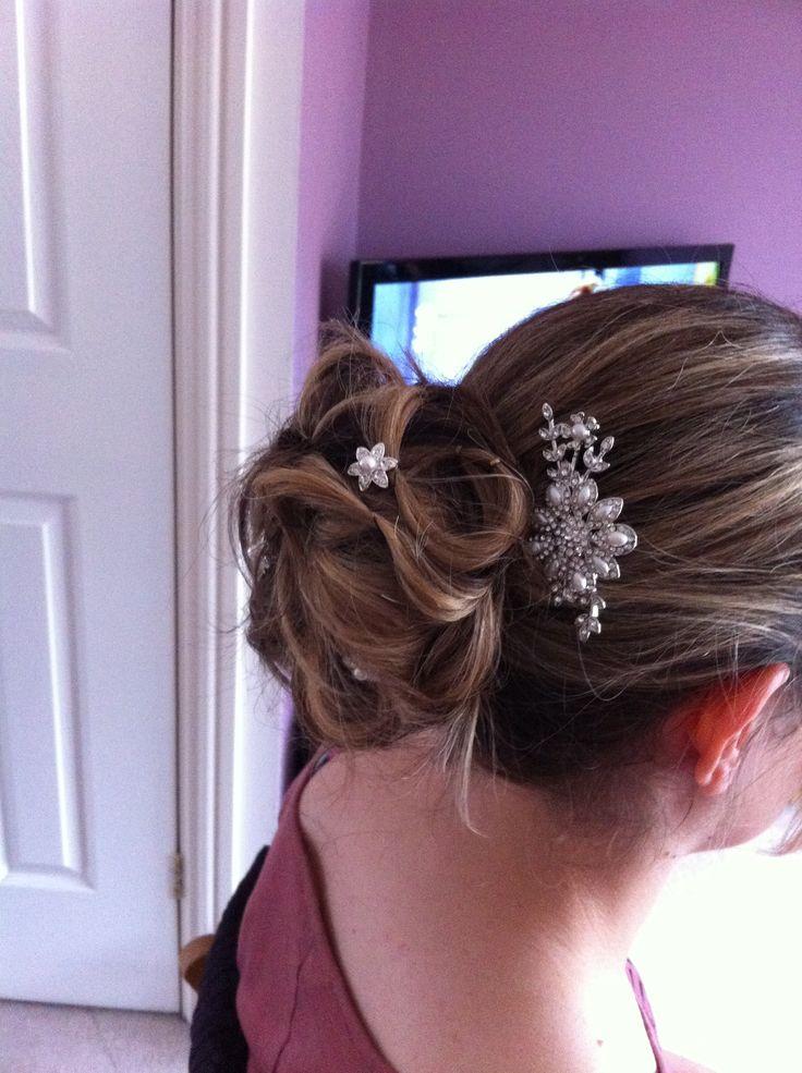 Wedding hair trial (pre highlights!) | Wedding planning | Pinterest