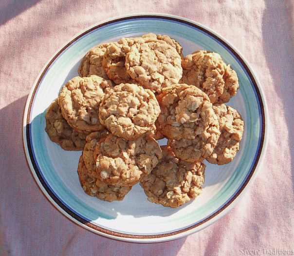 Oatmeal Cookies | Savory Traditions | Great Recipes, Not Fabulous Pho ...