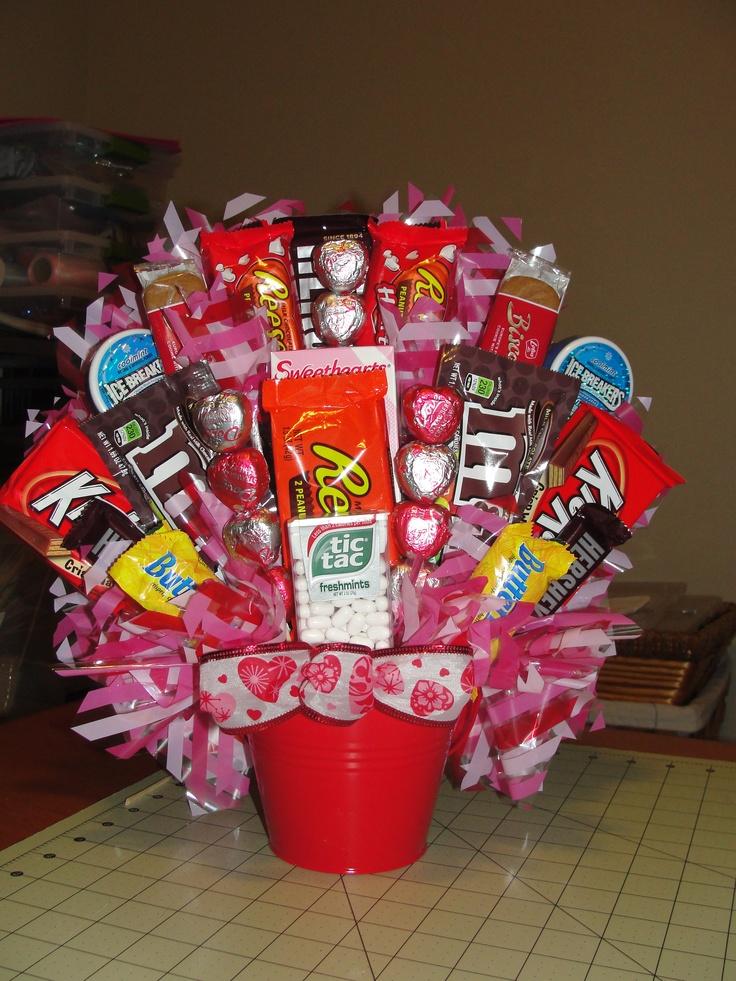 valentine parfait cupcakes