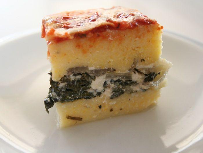 polenta_lasagna | food | Pinterest