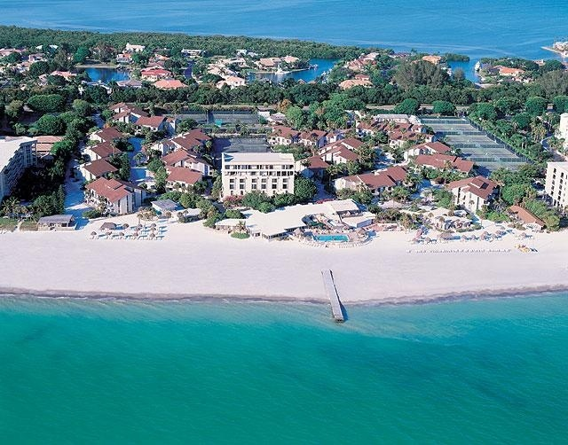 Colony Beach Tennis Resort Longboat Key Fl