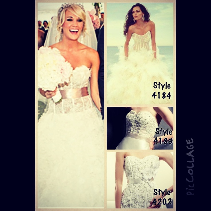 Carrie Underwood Wedding Photos Carrie Underwood Wedding Dress