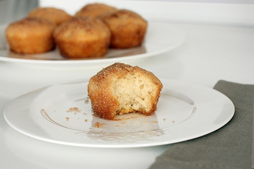 french breakfast puffs | Breakfast - Muffins | Pinterest