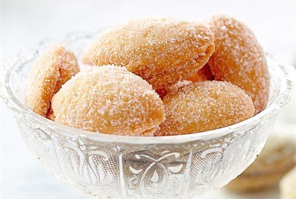 Lusikkaleipä keksejä (Finnish Spoon Cookies). http://www.valio.fi ...